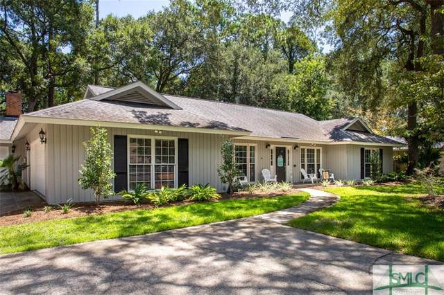 11 Monastery Road W, Savannah, GA 31411 (MLS #242244) :: Bocook Realty