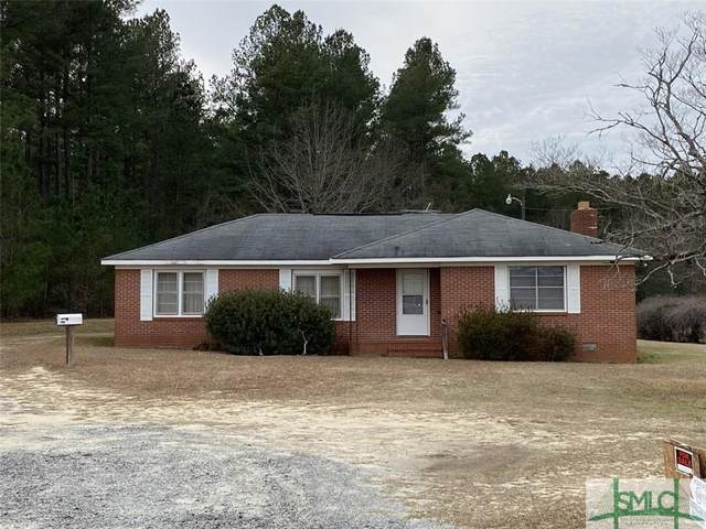 402 Old Rocky Ford Road, Rocky Ford, GA 30455 (MLS #242273) :: The Arlow Real Estate Group