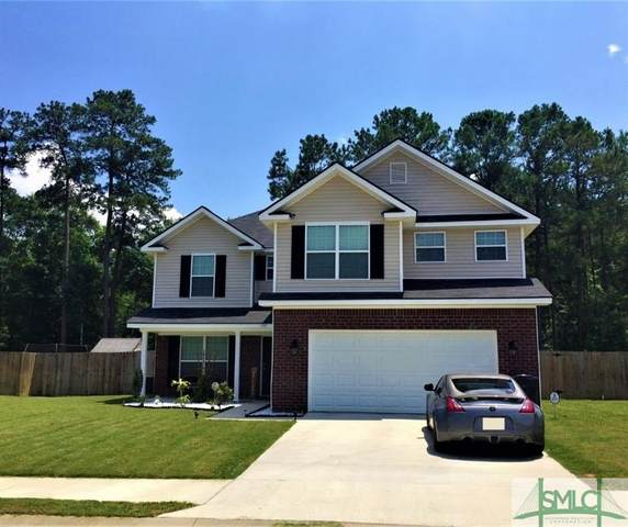137 Whitaker Way, Midway, GA 31320 (MLS #242282) :: The Sheila Doney Team