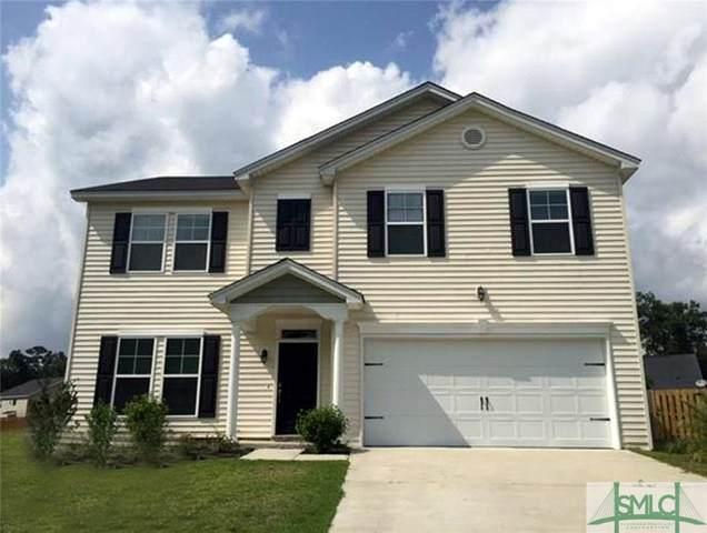 28 Castle Hill Road, Savannah, GA 31419 (MLS #242289) :: The Arlow Real Estate Group