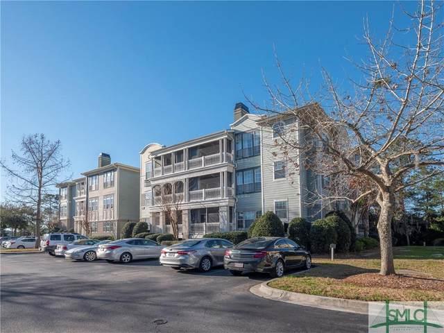 2515 Whitemarsh Way, Savannah, GA 31410 (MLS #242290) :: Coastal Savannah Homes