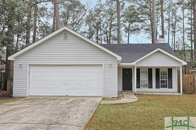 113 Sugar Mill Drive, Savannah, GA 31419 (MLS #242323) :: RE/MAX All American Realty