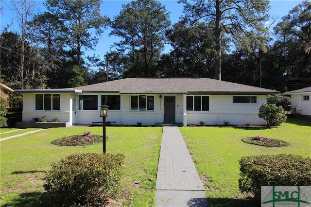 8512 Clarke Avenue, Savannah, GA 31406 (MLS #242331) :: The Arlow Real Estate Group