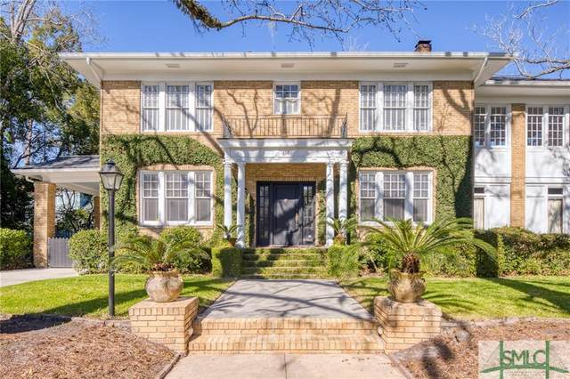 414 E 44th Street, Savannah, GA 31405 (MLS #242336) :: Liza DiMarco