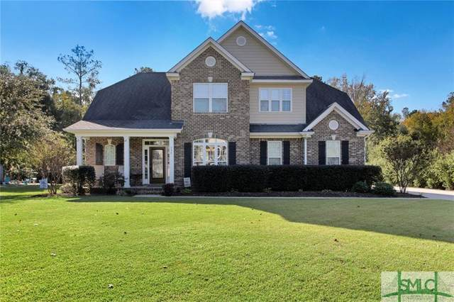 536 Channing Drive, Richmond Hill, GA 31324 (MLS #242348) :: RE/MAX All American Realty