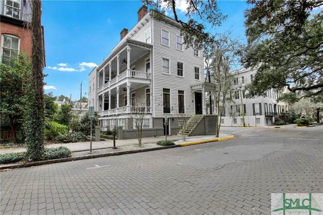 123 W Charlton Street #2, Savannah, GA 31401 (MLS #242362) :: RE/MAX All American Realty