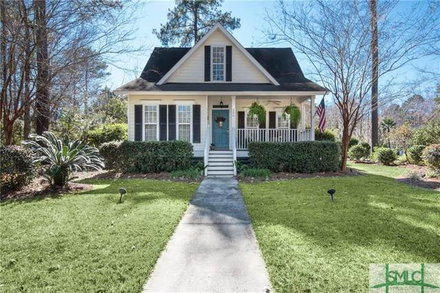 209 Landing Way, Richmond Hill, GA 31324 (MLS #242364) :: Heather Murphy Real Estate Group