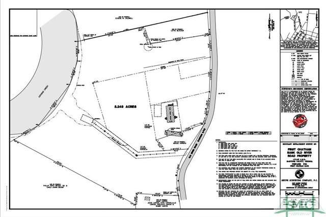 1119 Old River Road, Darien, GA 31305 (MLS #242372) :: Coastal Savannah Homes