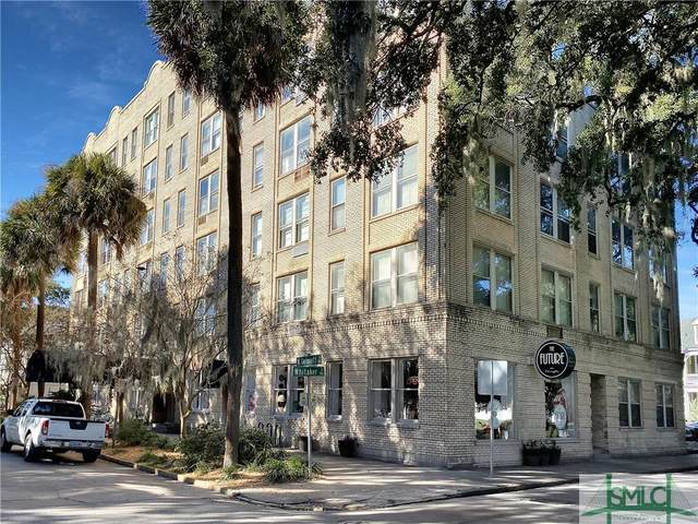 106 W Gwinnett Street 3F, Savannah, GA 31401 (MLS #242373) :: McIntosh Realty Team