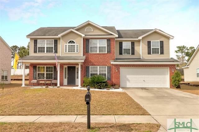 443 Keller Road, Rincon, GA 31326 (MLS #242376) :: Heather Murphy Real Estate Group