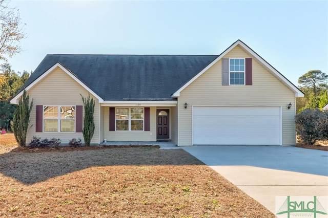 139 Buckskin Court, Guyton, GA 31312 (MLS #242392) :: Coastal Savannah Homes