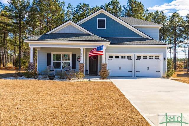 395 Wicklow Drive, Richmond Hill, GA 31324 (MLS #242393) :: RE/MAX All American Realty