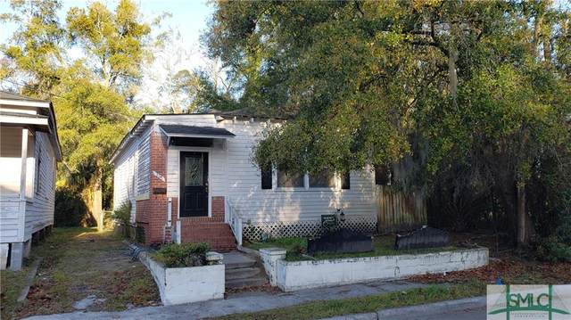 115 Adair Street, Savannah, GA 31404 (MLS #242396) :: McIntosh Realty Team