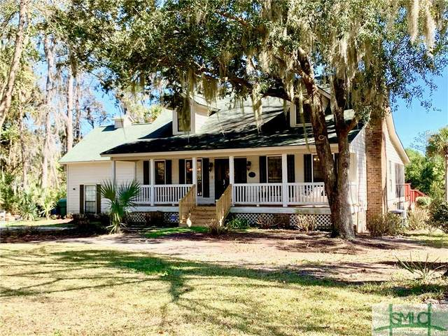 130 Dutch Island Drive, Savannah, GA 31406 (MLS #242402) :: RE/MAX All American Realty