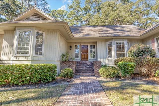 11 Huntingwood, Savannah, GA 31411 (MLS #242411) :: RE/MAX All American Realty