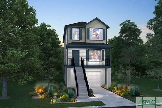 4 Island Breeze Lane, Beaufort, SC 29907 (MLS #242421) :: RE/MAX All American Realty