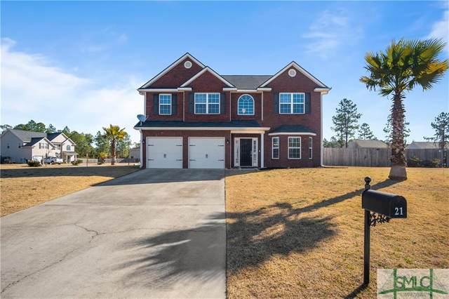 21 Archie Way NE, Ludowici, GA 31316 (MLS #242440) :: RE/MAX All American Realty
