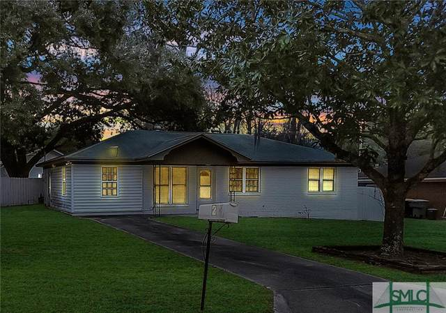 2 Ruston Court, Savannah, GA 31406 (MLS #242450) :: Keller Williams Coastal Area Partners