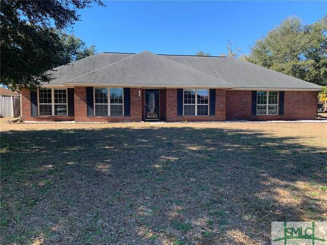 100 Bannon Court, Hinesville, GA 31313 (MLS #242457) :: RE/MAX All American Realty
