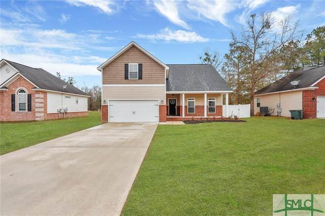 1226 Peacock Trail, Hinesville, GA 31313 (MLS #242459) :: RE/MAX All American Realty