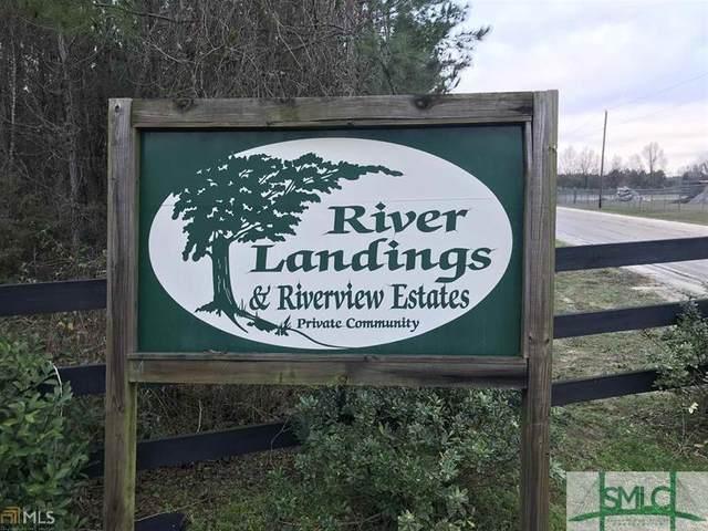 Lot 17 River Landing, Midville, GA 30441 (MLS #242466) :: Keller Williams Realty Coastal Area Partners