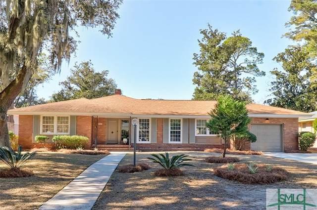 4645 Cumberland Drive, Savannah, GA 31405 (MLS #242480) :: The Arlow Real Estate Group