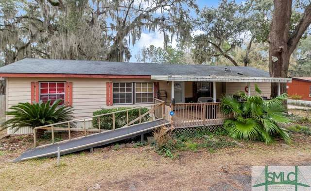 2190 Limerick Road, Midway, GA 31320 (MLS #242481) :: RE/MAX All American Realty