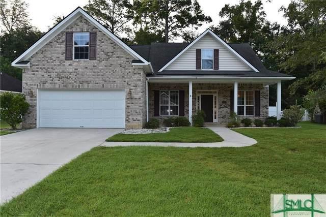 205 Henderson Oaks Drive, Savannah, GA 31419 (MLS #242494) :: RE/MAX All American Realty