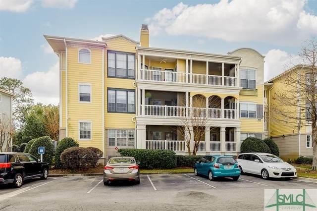 2724 Whitemarsh Way, Savannah, GA 31410 (MLS #242498) :: RE/MAX All American Realty