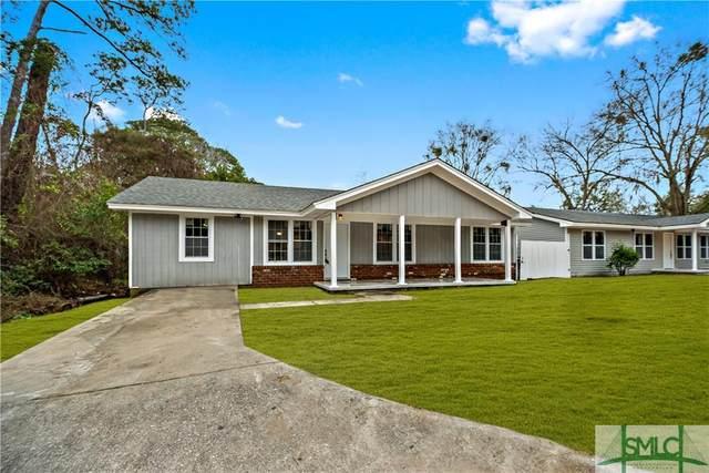 3202 Hazel Street, Savannah, GA 31404 (MLS #242509) :: Keller Williams Coastal Area Partners