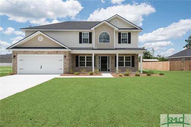 Lot 1 Old Macon Darien Road SE, Ludowici, GA 31316 (MLS #242513) :: Coastal Savannah Homes