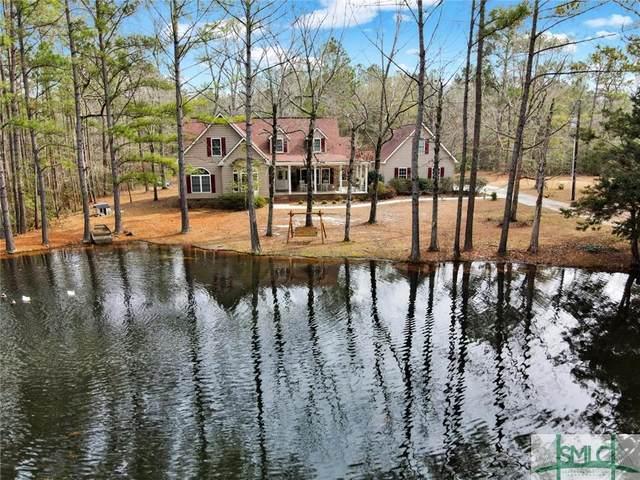 113 Dogwood Trail, Ellabell, GA 31308 (MLS #242526) :: Barker Team | RE/MAX Savannah