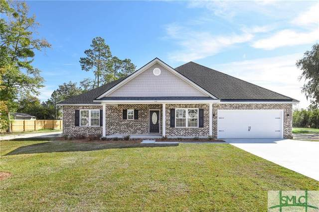 95 White Oak Drive NE, Ludowici, GA 31316 (MLS #242529) :: RE/MAX All American Realty