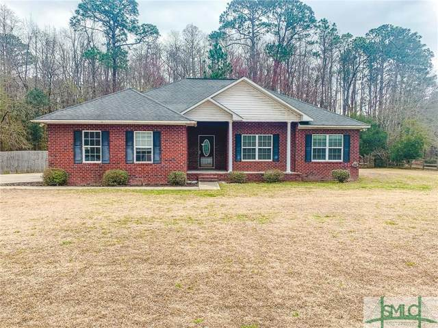 66 Water Oak Lane NE, Ludowici, GA 31316 (MLS #242541) :: The Arlow Real Estate Group