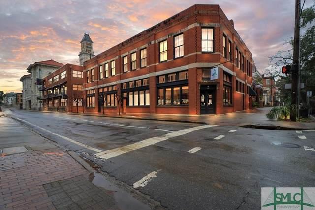 20 W Oglethorpe Avenue C, Savannah, GA 31401 (MLS #242544) :: Coastal Savannah Homes