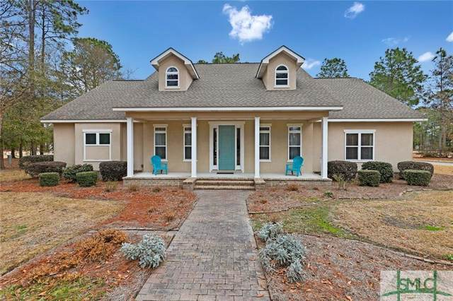 12 South Bogey Drive, Jesup, GA 31546 (MLS #242547) :: Coastal Savannah Homes