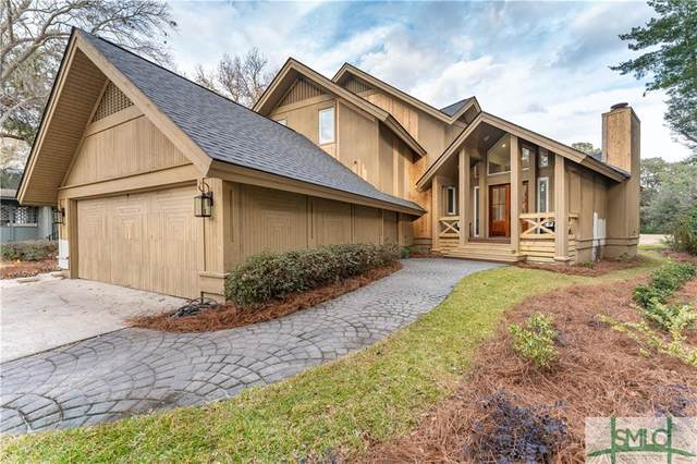 12 Cricket Court, Savannah, GA 31411 (MLS #242549) :: The Arlow Real Estate Group