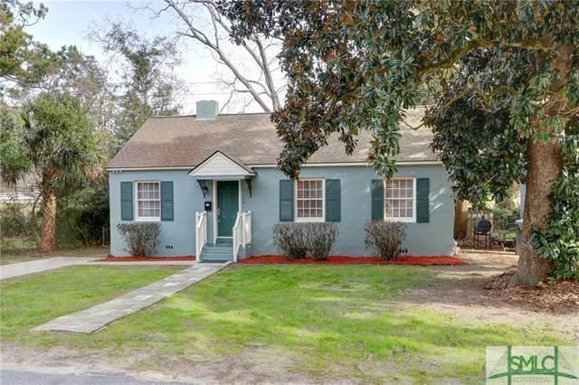 124 Elm Circle, Savannah, GA 31404 (MLS #242551) :: RE/MAX All American Realty