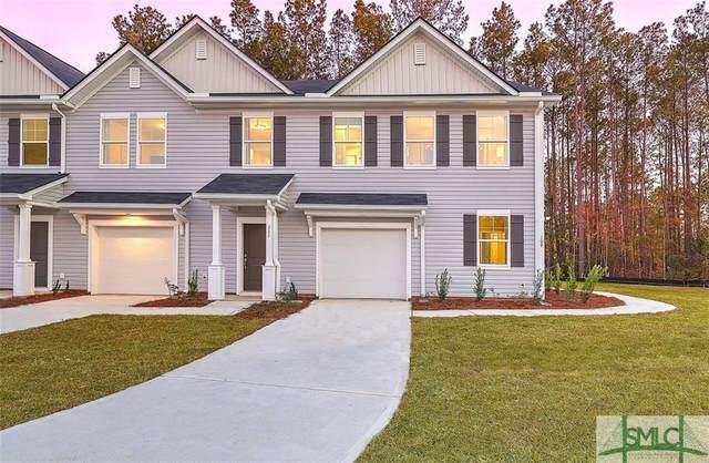 139 Benelli Drive, Pooler, GA 31322 (MLS #242552) :: Savannah Real Estate Experts