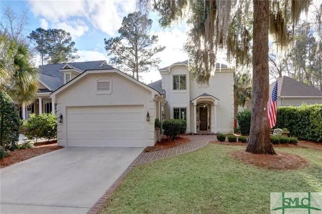 16 Peregrine Crossing, Savannah, GA 31411 (MLS #242568) :: Coastal Savannah Homes