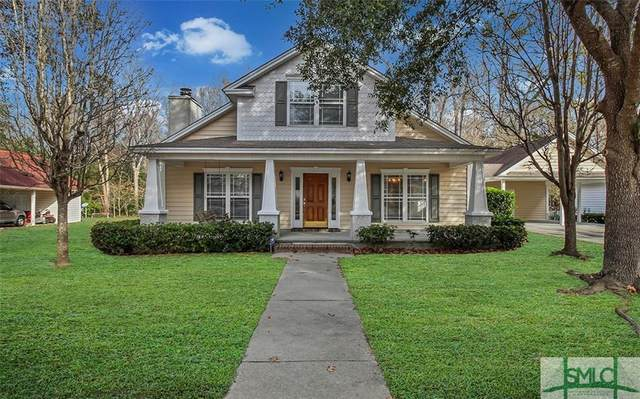 142 Cherryfield Lane, Savannah, GA 31419 (MLS #242569) :: RE/MAX All American Realty