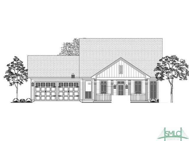 41 Bradford Pear Drive, Richmond Hill, GA 31324 (MLS #242571) :: Keller Williams Coastal Area Partners