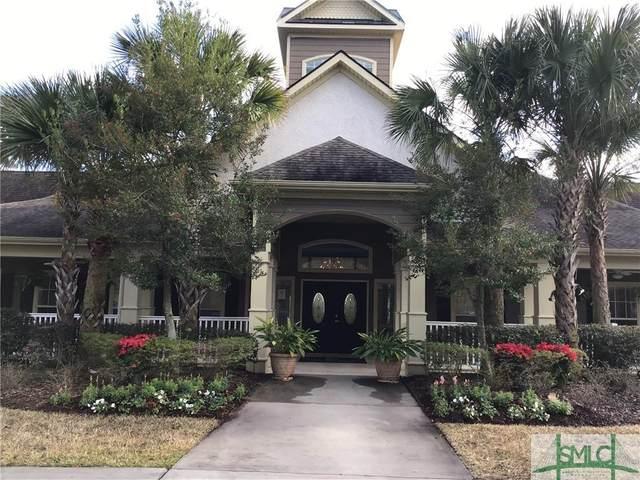 2102 Walden Park Drive, Savannah, GA 31410 (MLS #242587) :: RE/MAX All American Realty