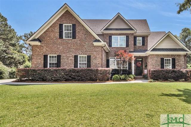 351 Chastain Circle, Richmond Hill, GA 31324 (MLS #242600) :: RE/MAX All American Realty