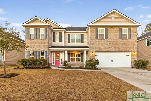 50 Litchfield Drive, Savannah, GA 31419 (MLS #242618) :: The Arlow Real Estate Group