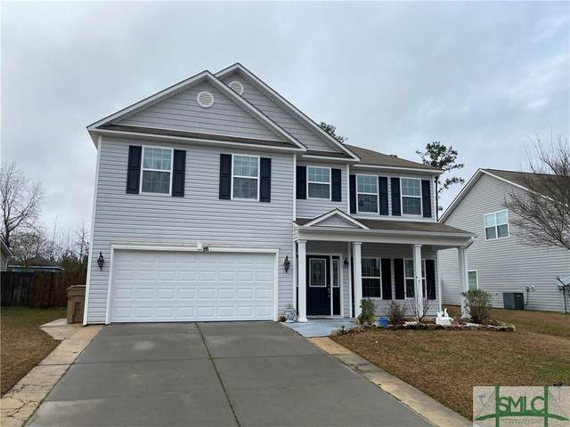 359 Ohara Drive, Richmond Hill, GA 31324 (MLS #242629) :: McIntosh Realty Team