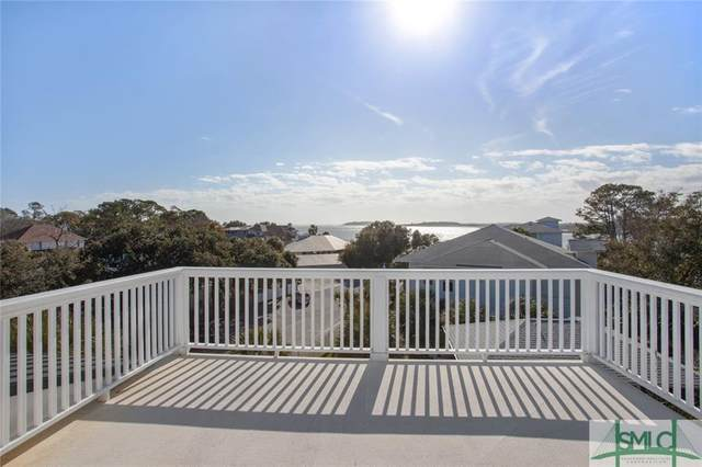 1615 Chatham Avenue Avenue A, Tybee Island, GA 31328 (MLS #242640) :: The Sheila Doney Team