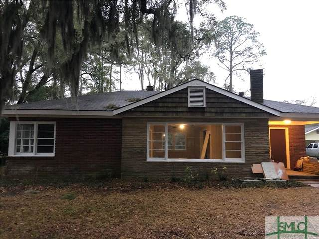 13 Pine Drive, Savannah, GA 31405 (MLS #242650) :: RE/MAX All American Realty