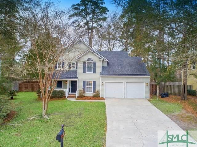 8 Longwood Circle, Savannah, GA 31405 (MLS #242684) :: RE/MAX All American Realty