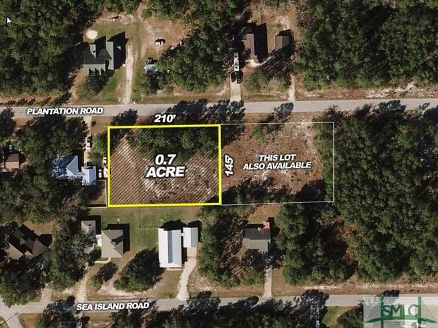 0 Plantation Road, Midway, GA 31320 (MLS #242693) :: The Arlow Real Estate Group